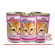 image of [FSC] AlleyCat Wet Cat Food 400gm (Can) - Tuna Fish