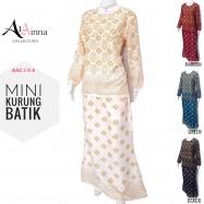 image of KURUNG MODEN AFRA AL AINNA AAC16 / READY STOCK BAJU KURUNG RAYA
