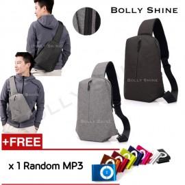 image of Beza Mens Sling Bag Crossbody Bag Men Bag Shoulder Bag Waist bag