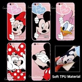 image of Iphone 6 6s 6splus 6plus 7 7plus 8 8plus X TPU Cover Casing