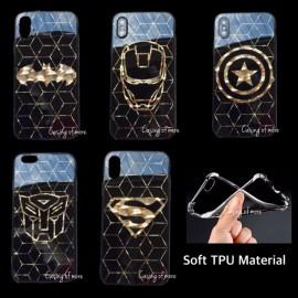 image of TPU Iphone 6 6s 6splus 6plus 7 7plus 8 8plus X Cover Casing