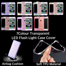 image of 1.5mm TPU Airbag Iphone 6 6s 6plus 7 7plus 8 8plus X Case Shockproof Clear Cover