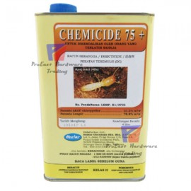image of Chemicide 75+(Termite Potion/Racun Anai-anai/Rayap/Semut)-4 Liter