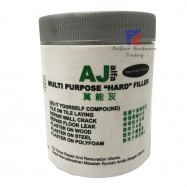image of AJ-Multi Purpose HARD Filler Cement-0.8kg(Grey)