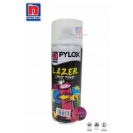 image of NIPPON PYLOX LAZER SPRAY PAINT (01-CLEAR) - 400cc