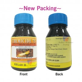 image of Chemicide 75 (Termite Potion/Racun Anai-anai/Rayap/Semu-t)-250ML