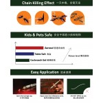 PEST ASIA Cockroach Eco (ECO BAIT) 10g