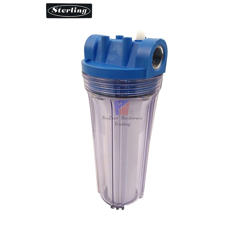 Stering Housing Water Filter SET