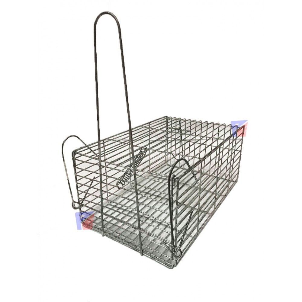 28cmx18cmx14cm(=) Metal Mouse/Rat Trap Cage