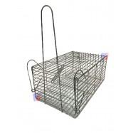 image of 28cmx18cmx14cm(=) Metal Mouse/Rat Trap Cage