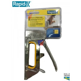 image of Rapid 4-8mm PRO R23 Original Staple Gun(Made In Sweden)