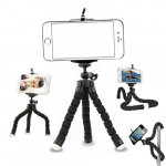 Universal DSLR Smartphone Flexible Mini Octopus Tripod