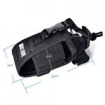 MSC-20E Portable Walkie Talkie Nylon Case