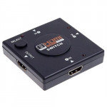 HDMI Auto Switch Box - 3 in/1 Out