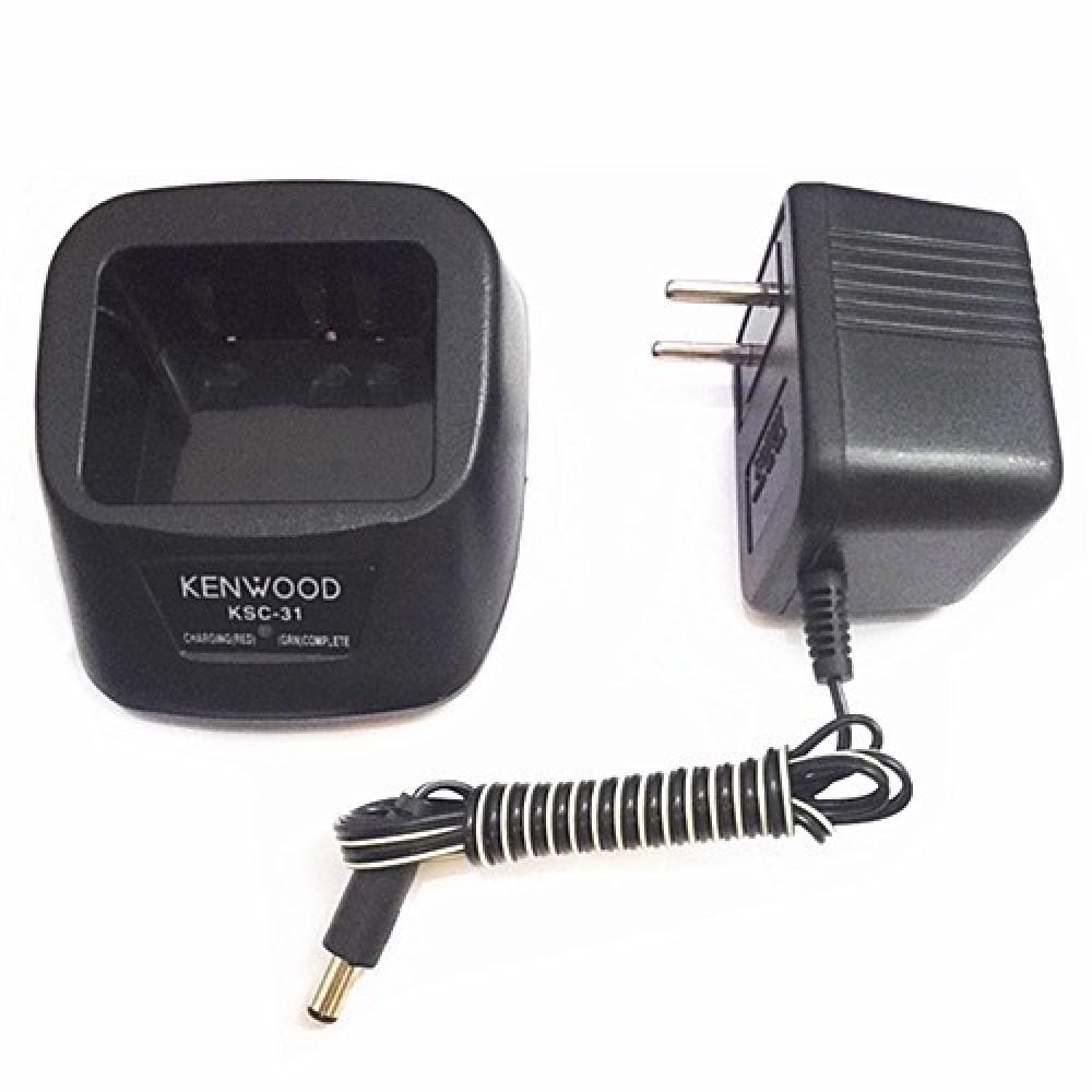 KENWOOD TK3207/3307 KSC-31 Rapid Desktop Charger