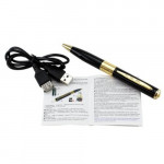 Pen Hidden Pinhole Spy Camera