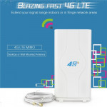 4G LTE 88dBi SMA-Male Dual Connector 700~2600mhz MIMO Antenna