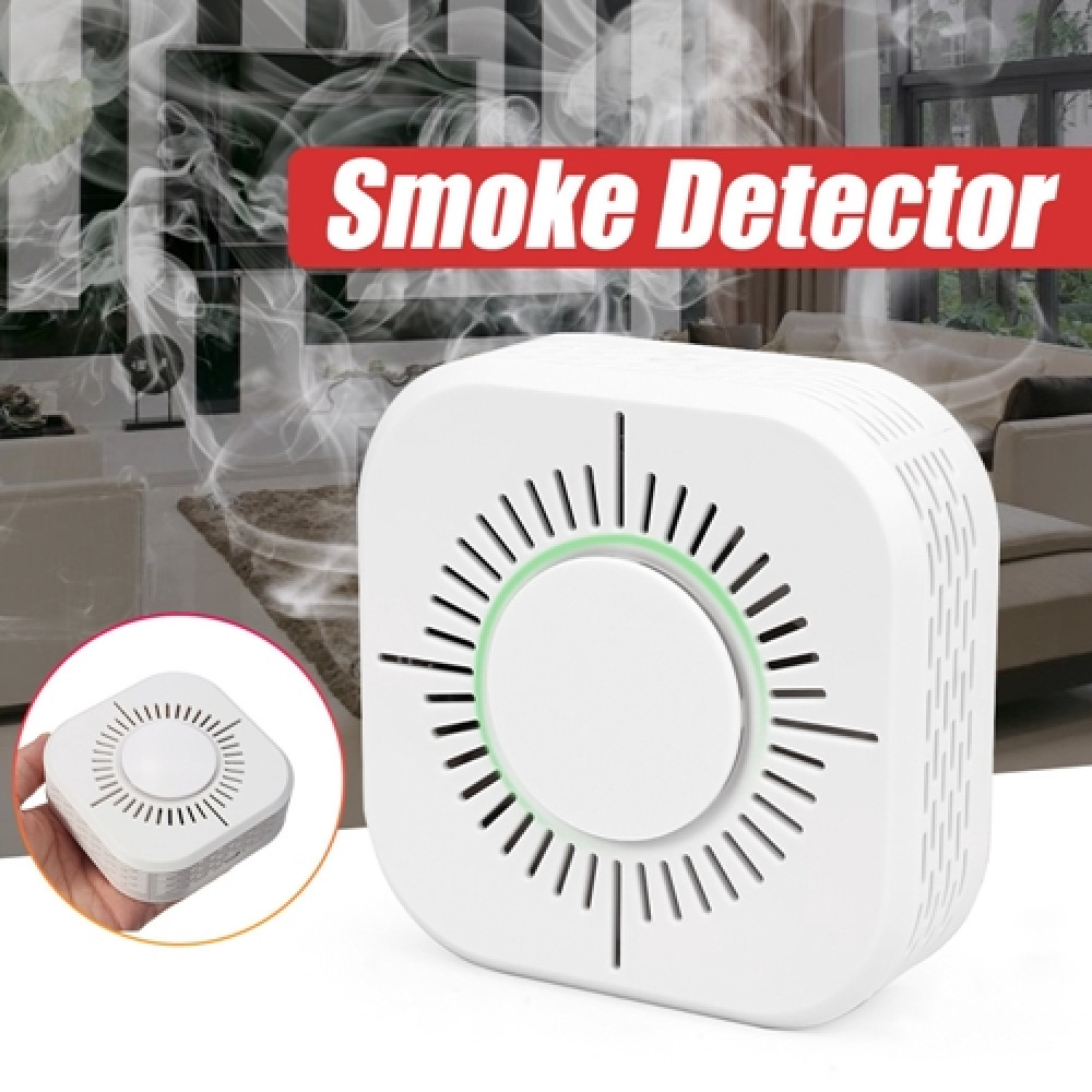 CW-50 433Mhz Wireless Smoke Detector Alarm Sensor