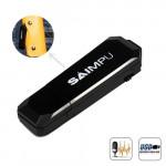 SAIMPU USB Flash Drive Spy Voice Recorder
