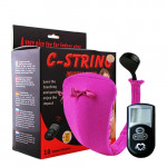 10 Speed Wireless Remote Vibrating C-String Panties