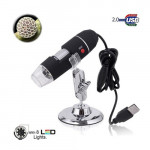 USB 1000x Zoom 8 LED Digital Microscope Endoscope Camera