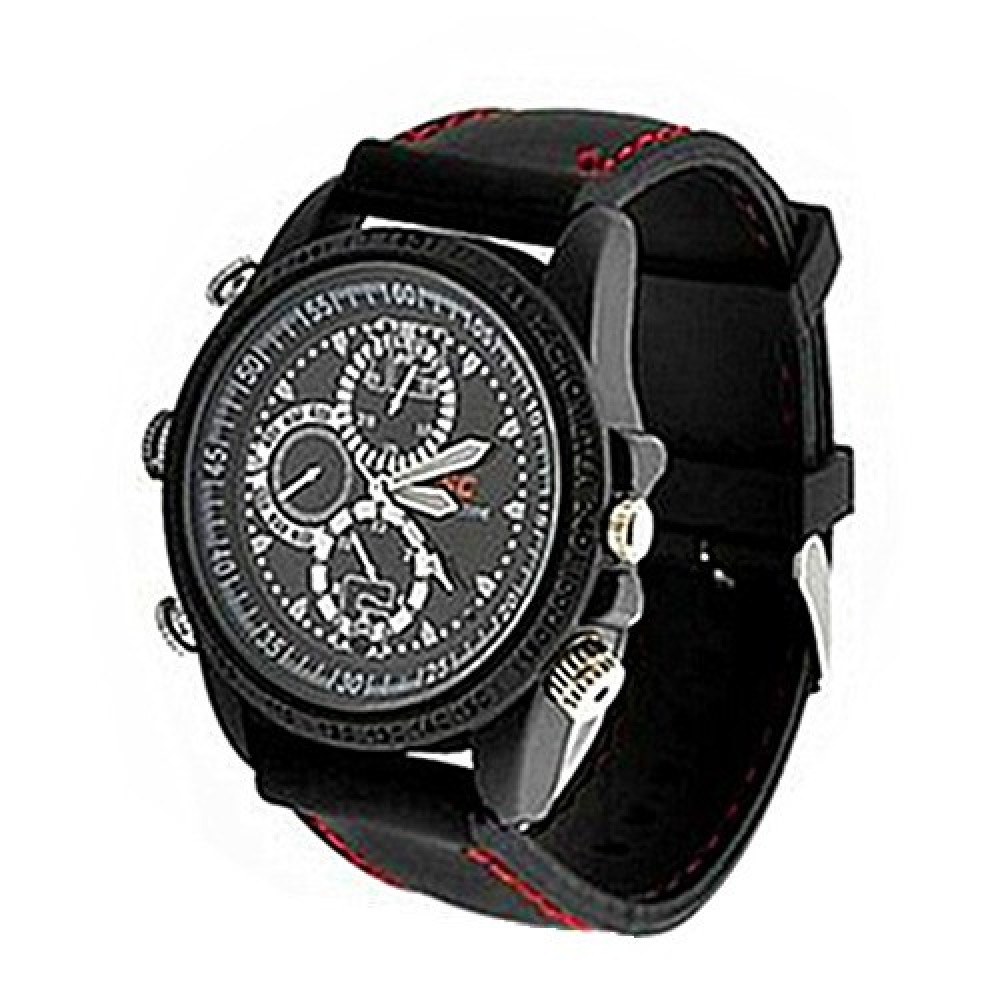 X7 Watch Spy Hidden Pinhole Camera - 8GB