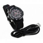 X6 Watch Spy Hidden Pinhole Camera - 8GB