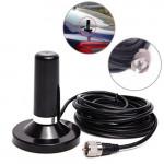 N1 Dual Band Magnetic Base mobile Radio Antenna - PL259 UHF Male