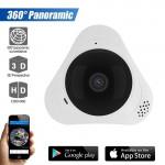 YOOSEE Mini 360° Panoramic Day & Night WiFi P2p Cctv Camera