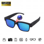 HD700 Sunglasses Spy Hidden Pinhole Camera