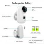 CloudEdge A3 Wire-Free IP65 Day & Night Wireless PIR CCTV Camera