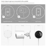 XIAOMI YI Outdoor Day & Night Wireless Surveillance CCTV Camera