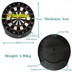 GRAN BOARD Dash Global Online Bluetooth Electronic Dartboard