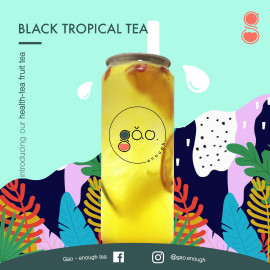 image of Black Tropical Tea