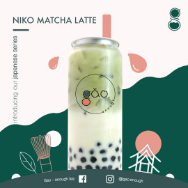 image of Niko Matcha Latte