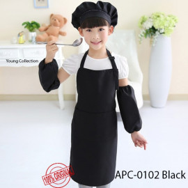 image of APRON For Children - Made in Malaysia WAGP
