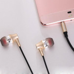 100% BEST Foneng EARPHONE E 535 1.2mm SUITABLE FOR ALL PHONE