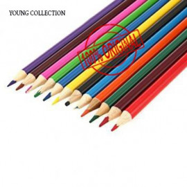 image of ZIBOM colour pencils 12pcs