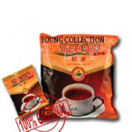 image of Salute Brand Cap 2 in 1 Teh 'O' 20 sachets X 16gm Buy 5 Save more
