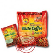 image of Salute Brand Cap Penang White Coffee 15 sachets X 40gm Buy 3 Save More