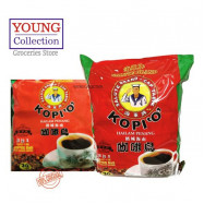 image of Salute Brand Cap 2 in 1 Kopi 'O' 30 sachets x30gm Buy 4 save more