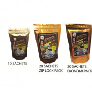 image of AI COFFEE 2 IN 1 KOPI 'O' 10&20SACHETS (HALAL & SUITABLE FOR VEGETARIAN)