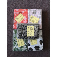 image of 500PCS Plastic 4 x 6 inch Thank You Shopping Bag Packaging Wedding Birthday Party Door Gift 纸袋