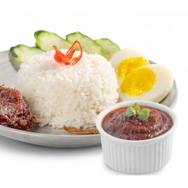 image of Lioco Food Sambal Paste/Sauce 180gm ( Ready To Eat ) HALAL