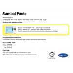 Lioco Food Sambal Paste/Sauce 180gm ( Ready To Eat ) HALAL