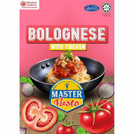 [HALAL - Master Pasto] 3-Minute Spaghetti Bolognese With Chicken (Convenience Pack - Marketplace Harian)