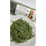 (Buy 3 Free 1!)[HALAL & VEGAN Friendly - NYLTECH] Spinach Rice Noodle (Gluten Free - Marketplace Harian)