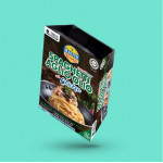 [HALAL - Master Pasto] 3-Minute Spaghetti Aglio Olio With Chicken (Convenience Pack - Marketplace Harian)