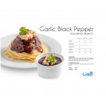 [HALAL - Lioco Food]  Garlic Black Pepper Paste (Ready To Eat - Marketplace Harian)