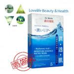 Dr.Morita Moisture Essence Facial Mask 5pcs (from Taiwan)